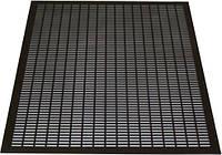 Разделительная решетка 2,5 мм (10 рамочная) 49х42 см для ульев типа Дадан, Рут (Чехия).