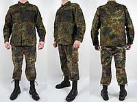 Комплект BW (китель+брюки) флектарн , оригинал