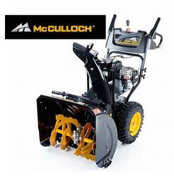 Срезной болт для снегоуборщика (штифт+шплинт) McCulloch