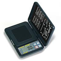 Весы карманные KERN TEB 200-1 (НПВ 200г, ц.д. 0,1г)