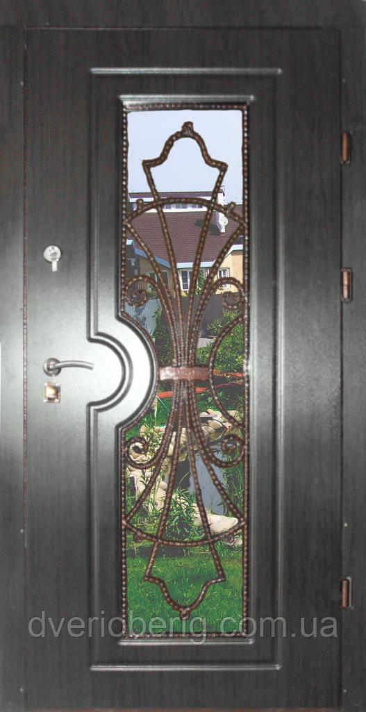 Входная дверь модель П5 135 vinorit-20 КОВКА