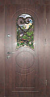 Входная дверь модель П5 209 vinorit-37 КОВКА, фото 1