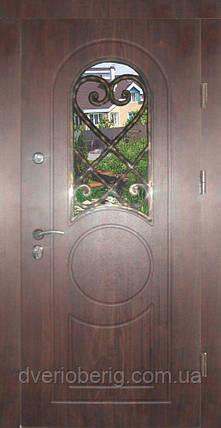 Входная дверь модель П5 209 vinorit-37 КОВКА, фото 2