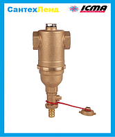 Фильтр Icma 745 - для закрытых систем отопления и кондиционирования D3/4