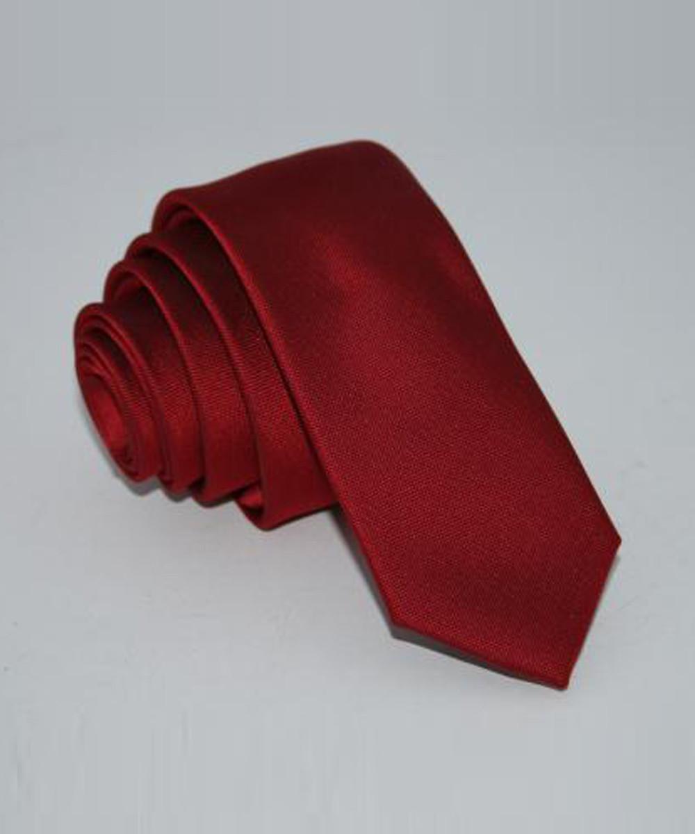 Краватка чоловічий Castello модель Red