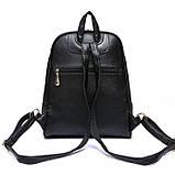 Рюкзак жіночий міський Maria з кишенею (синій), фото 5