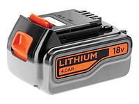 Аккумулятор Li-ion 18V 4.0Ah Black&Decker BL4018