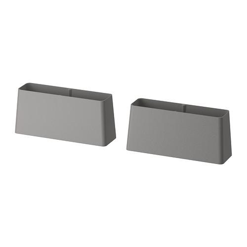 """IKEA """"HEJNE"""" Защитный колпачок, серый"""