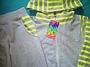 Детский спортивный костюм на девочек 6-7 лет Cтразы звезды, фото 3