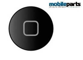 Оригинальная кнопка Домой (home button) Apple iPad 2 (Черный)