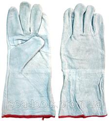 """Перчатки для сварки плотные """"Краги"""""""