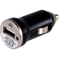Автомобильный USB Адаптер Зарядка от Прикуривателя 1A
