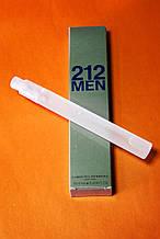 Міні парфуми Carolina Herrera 212 MEN в ручці 10 ml (ліц)