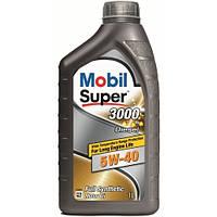 Масло моторное Mobil 5W-40 Super 3000 Diesel 1 л. (152063)