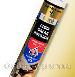 Клей универсальный акриловый Montagefix-MX 300ml Den Braven, фото 2
