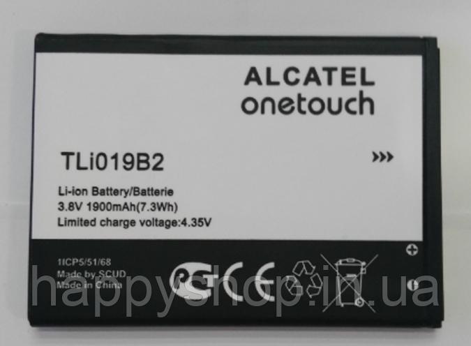 Оригинальная батарея Alcatel 7040D/7041D One Touch Pop C7 (TLi019B2)