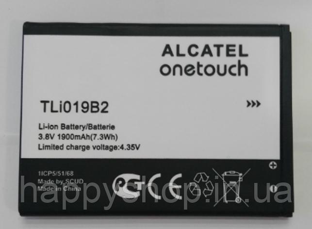 Оригинальная батарея Alcatel 7040D/7041D One Touch Pop C7 (TLi019B2), фото 2