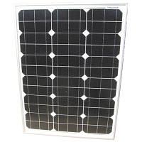 Солнечная батарея ECSolar ECS-50M36 50W, mono, фото 1