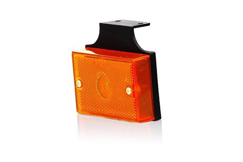 Фонарь габаритный боковой WAS 84z (оранжевый)