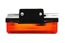 Фонарь габаритный боковой WAS 84z (оранжевый), фото 2