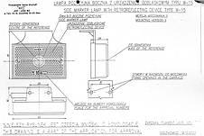 Фонарь габаритный боковой WAS 84z (оранжевый), фото 3