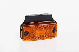 Фонарь светодиодный габаритный боковой Fristom FT-019 Z+K (оранжевый)