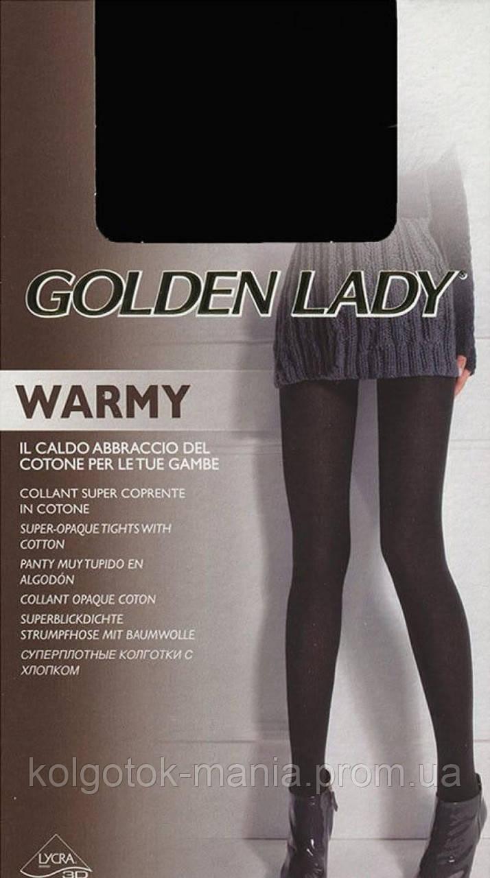 Колготки Golden Lady  WARMY , 4 размер