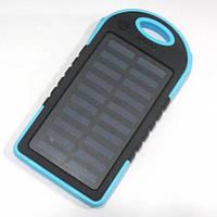 Водонепроницаемое зарядное устройство на солнечной батареи Solar 20000mAh. Хорошее качество. Код: КГ208