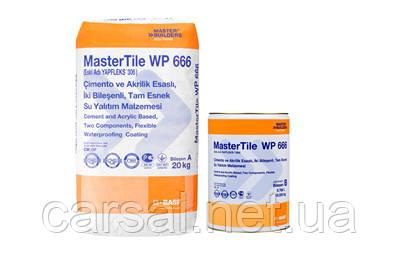 Эластичная гидроизоляция Masterseal WP666