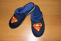 Детские домашние тапочки для мальчика Белста с закрытым носочком р-р 34