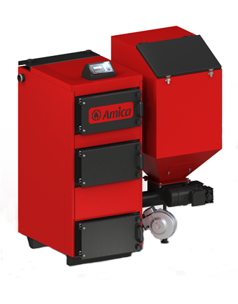Amica Green Eco 75 квт автомат для больших помещений