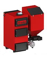 Твенрдотопливный котел Amica Green Eco 25 квт с автоматической подачей топлива