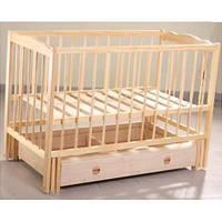 Кузя детская кроватка №1