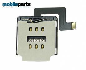 Оригинальный шлейф для сим конектора (Air flex for sim connector with component) Apple iPad 5