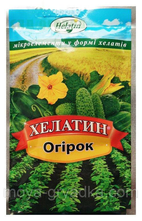 Хелатин Огiрок 50 мл