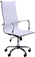 Кресло Слим HB белое