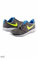 Кросовки Nike серого цвета