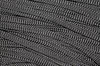 Шнур плоский 15мм (100м) черный, фото 1