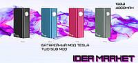 Долгожданный Tesla 2.0 Box mod 100W 4000 maH уже в продаже! , фото 1