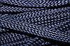 Шнур плоский 15мм (100м) т.синий
