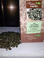 Чай зеленый ''EXCLUSIVE GUN POWDER''