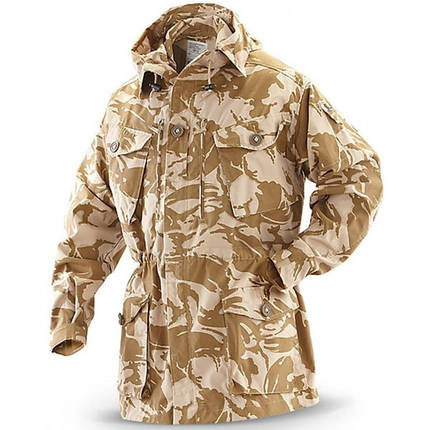 Куртка-парка DDPM (Desert DPM) армии Великобритании, фото 2
