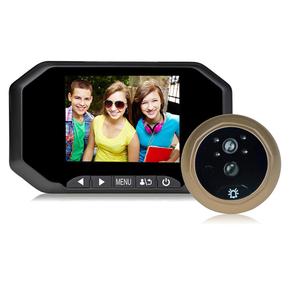 Видеоглазок с датчиком движения Home Light G3 N 3,5