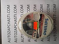 Лампы Philips Vision Plus +60% H4 12v 60/55w