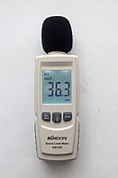 Цифровий шумомер GM1352 30-130dB, измеритель шума