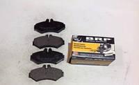 BRP LP1437 Колодки тормозные (задние) MB Sprinter 208-316 96- Bosch