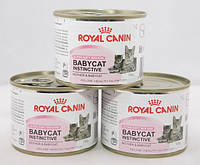 Royal Canin Babycat instinctive влажный корм для кошек во время беременности и лактации/для котят до 4-х мес.