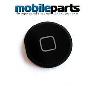Оригинальная Кнопка Домой (home button) для Apple iPad 4 (Черный)
