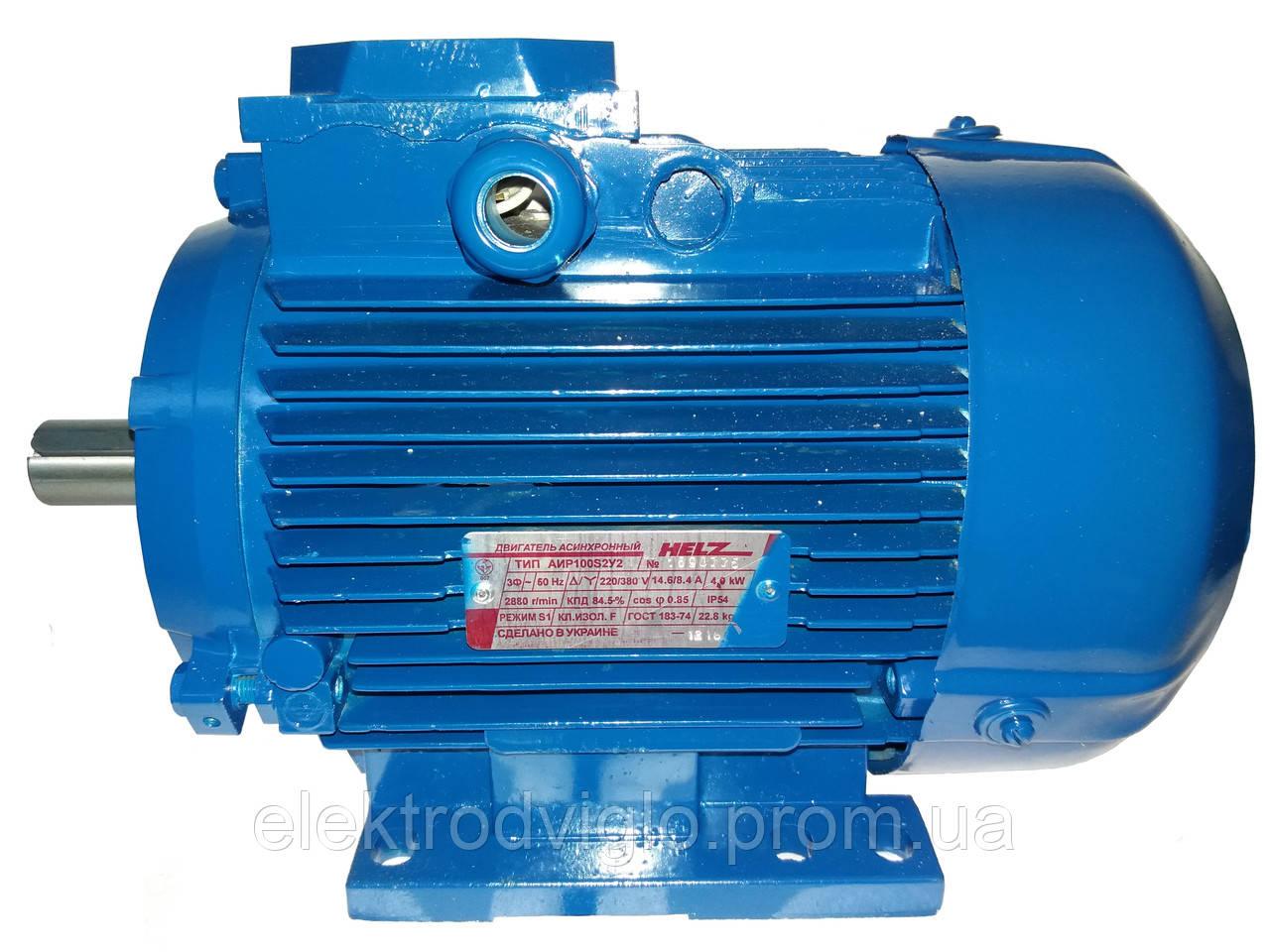Электродвигатель АИР 100S4, фото 1