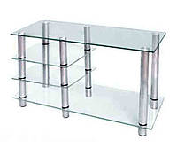Стеклянный столик под ТВ- 31
